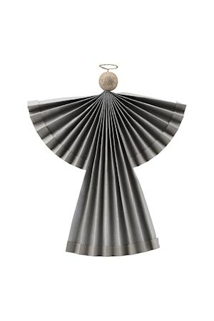 Ornament Angels 36 cm Grå