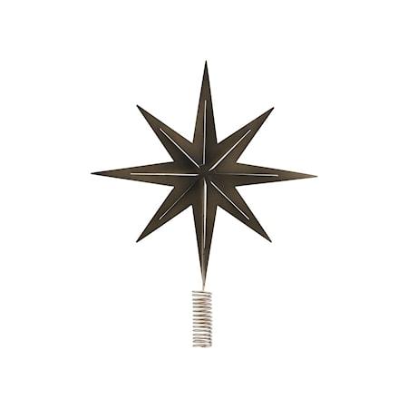Julgransstjärna Metall