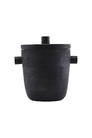 Ishink Ø 20x22 cm - Svart