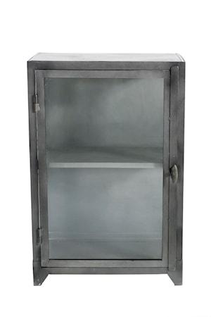 MUUBS Iron glass cabinet vitrinskåp – 1 dörr liten