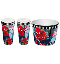 Fredagsmys Spiderman