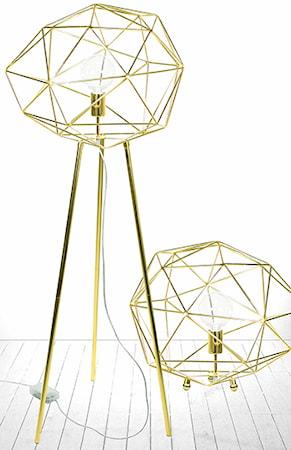 Bilde av Globen Lighting Gulvlampe Diamond Messing