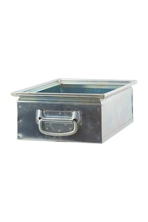 House Doctor Säilytyslaatikko Box 2 30x45x15 cm – metalli