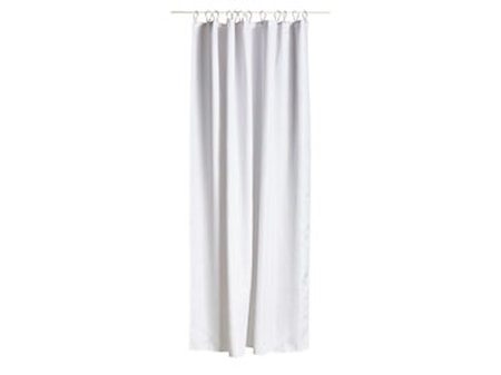Duschdraperi White Lux