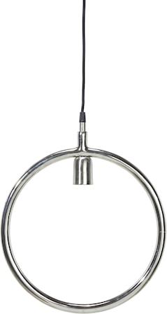 Bilde av Circle taklampe Krom 25 cm