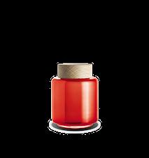 Palet Förvaringsburk, 0,35 l, orange