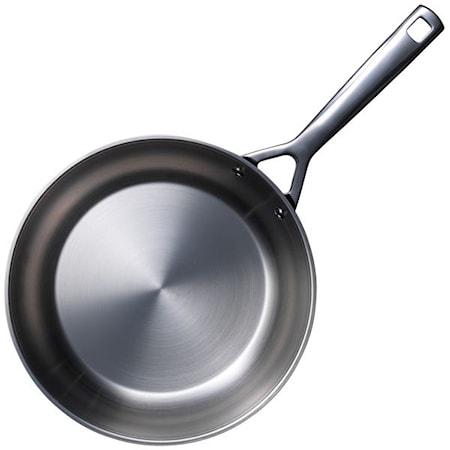Le Creuset Paistinpannu Alu/Steel 28 cm