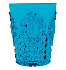 Vattenglas 25 cl Turkos Akryl