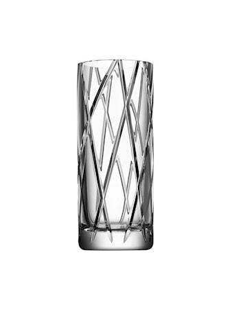 Bilde av Orrefors Explicit Stripe Vase 25 cm