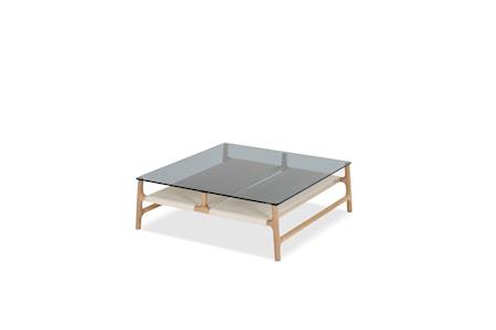 Gazzda Fawn Soffbord - 90x90x30 cm