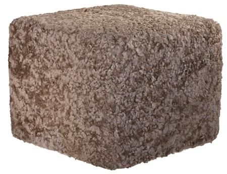 Shepherd Emma 50x40 sittpuff - Stone
