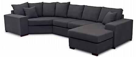 Bellfire Garda MC3fs Sofa med divan thumbnail
