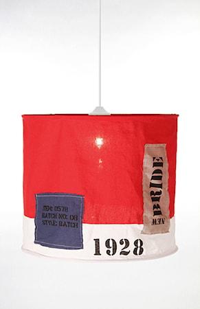 Bilde av Globen Lighting Pendel Newport Rød