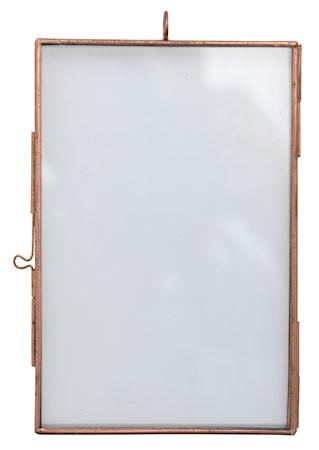 Madam Stoltz Valokuvakehys 10x15 cm - kupari