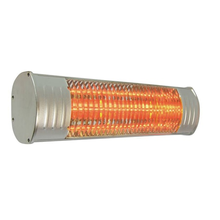Heatlight Quartz lämmitin VLH15 platina