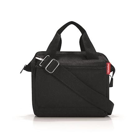 Crossbody Väska Svart 4 L