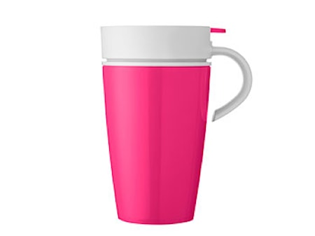 Rosti Mepal Termomugg Automatic Pink