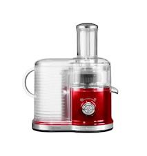 Artisan fast juicer röd metallic