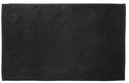 Bilde av Galzone Baderomsmatte 100% bomull Svart 80x50 cm