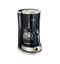 "Kaffebryggare ""Select"" Titan-Svart-Metallic"