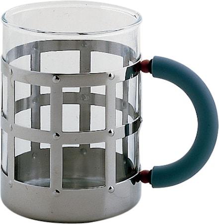 Alessi Muki 35 cl Sininen kahva