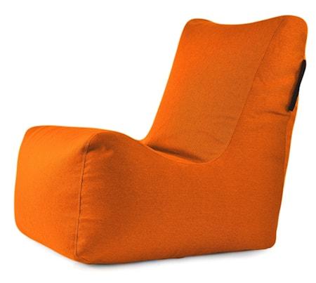 Pusku Pusku Seat nordic sittsäck - Pumpkin
