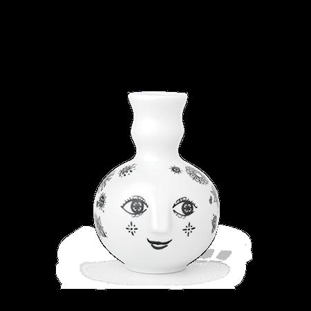 Bilde av Björn Wiinblad Vase, Mie, grå H10,5 cm