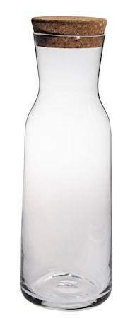 Karahvi 1,0L Aquaria, korkilla