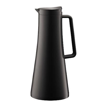 Bistro Termoskanna 1 liter Svart