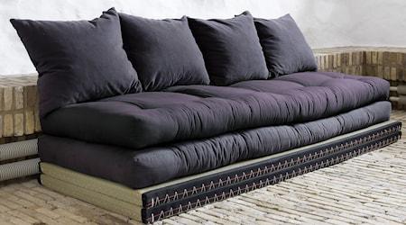 KARUP Chico soffa - grå
