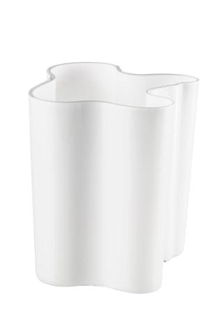Bilde av Iittala Aalto Vase Hvit 200 mm