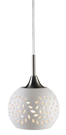 Bilde av Markslöjd Lohals Taklampe Stål 18 cm
