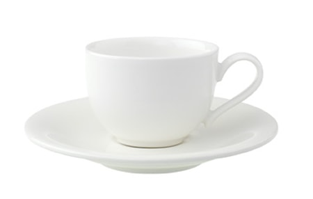 Villeroy & Boch New Cottage Basic Espresso Kopp&Fat 2pcs