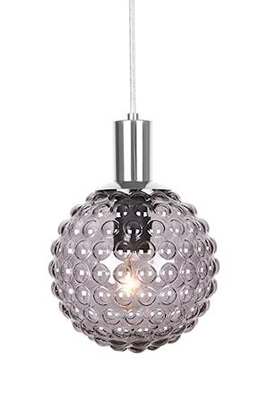 Bilde av Globen Lighting Pendel Mini Spring Røyk