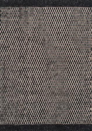 Bilde av Asko Teppe Svart 70x140 cm