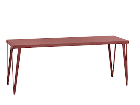 Functionals Lloyd high table barbord ? 280x90, mörkröd