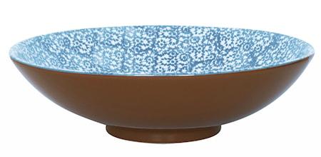 Vesta Salladsskål Blå 35 cm