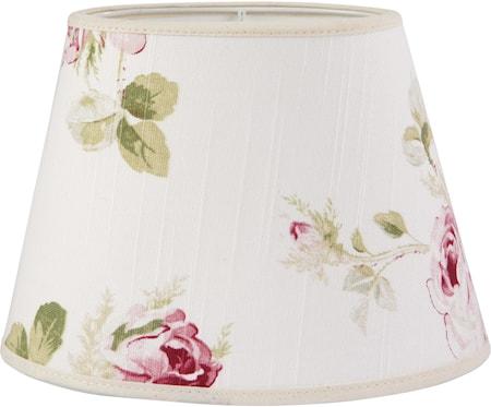Bilde av PR Home Oval Lampeskjerm Ros 25 cm