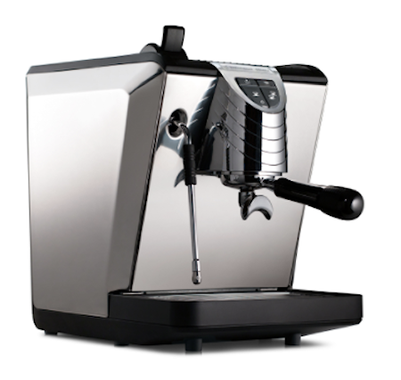 Nuova Simonelli Oscar II Espressokone kahviloille ja konttoreille Musta