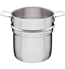 Pots & Pans Pastainsats/Durkslag Ø20 cm