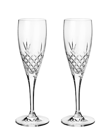 Crispy Celebration Champagneglas 23 cl 2-pack