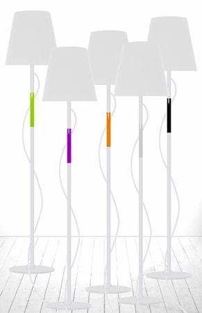 Bilde av Globen Lighting Gulvlampe Change Hvit