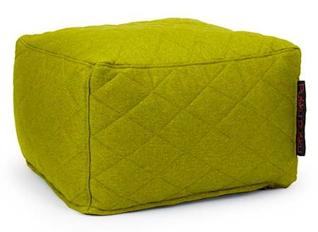 Pusku Pusku Softbox quilted nordic sittpuff ? Lime