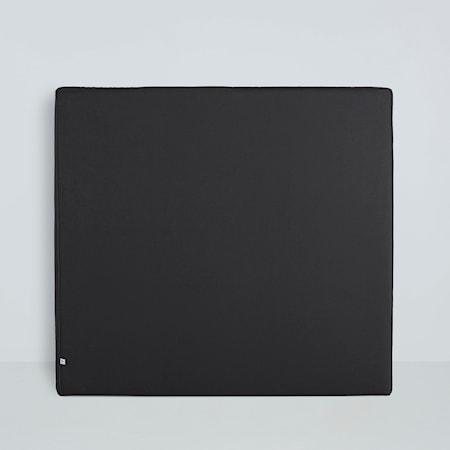 Mille Notti Canvas 90 sänggavel - Mörkgrå