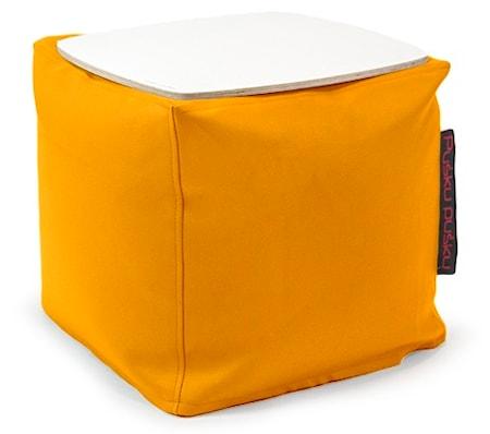 Pusku Pusku Soft table 40 outside sidobord - Yellow