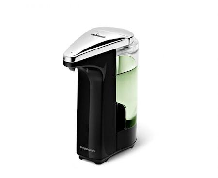 Simplehuman Tvål- och diskmedelspump med Sensor Kompakt 237ml Svart