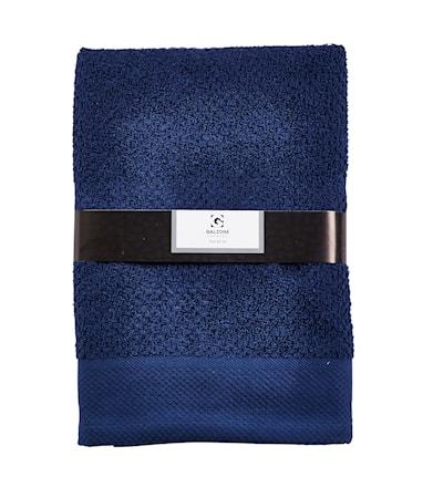 Galzone Håndklæde - 100% bomuld - 400 g - Mørkeblå - L 140,0cm - B 70,0cm - Sleeve - Stk. thumbnail