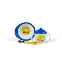 Babyset 3 delar Miffy