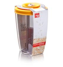 PopSome Sugar & Rice Dispenser med lock