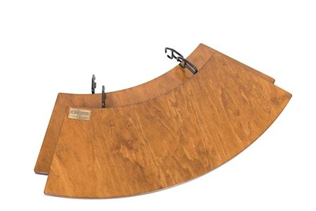 Espegard Avlastningsbord till Braspanna 60cm, set med 2 bord
